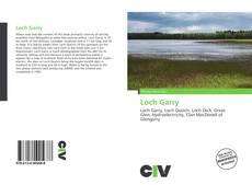 Capa do livro de Loch Garry