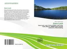 Capa do livro de Gare Loch