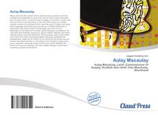 Bookcover of Aulay Macaulay