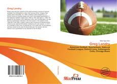 Buchcover von Greg Landry