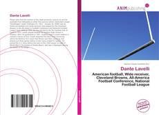 Bookcover of Dante Lavelli