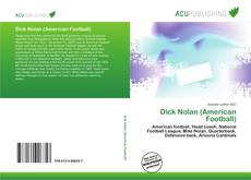Bookcover of Dick Nolan (American Football)