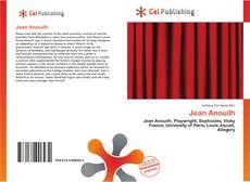 Capa do livro de Jean Anouilh