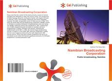 Couverture de Namibian Broadcasting Corporation