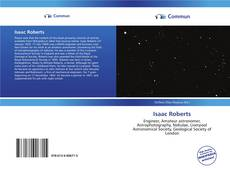 Bookcover of Isaac Roberts