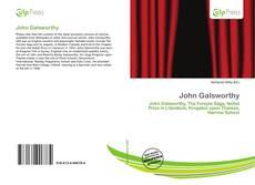 Обложка John Galsworthy