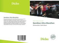 Bookcover of Namibian Ultra Marathon