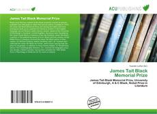 James Tait Black Memorial Prize kitap kapağı
