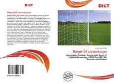 Portada del libro de Bayer 04 Leverkusen