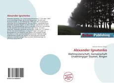 Обложка Alexander Ignatenko