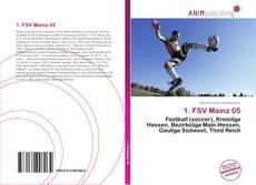 Capa do livro de 1. FSV Mainz 05