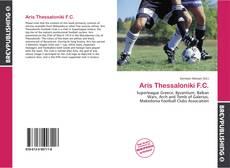 Обложка Aris Thessaloniki F.C.