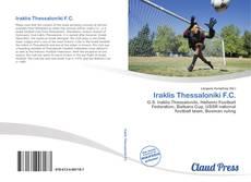 Iraklis Thessaloniki F.C. kitap kapağı