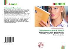 Обложка Ambassador Book Award