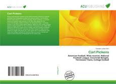 Carl Pickens kitap kapağı