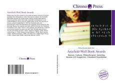 Bookcover of Anisfield-Wolf Book Awards