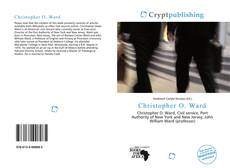 Bookcover of Christopher O. Ward