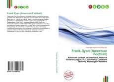 Bookcover of Frank Ryan (American Football)