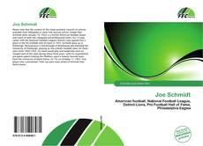 Joe Schmidt kitap kapağı