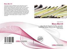 Обложка Mary Morrill
