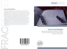 Copertina di James Ford Rhodes