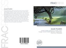 Bookcover of Josiah Franklin