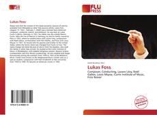 Lukas Foss kitap kapağı