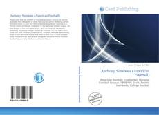 Bookcover of Anthony Simmons (American Football)