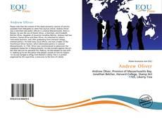 Buchcover von Andrew Oliver
