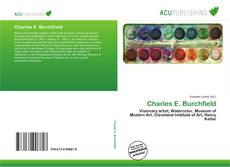 Bookcover of Charles E. Burchfield