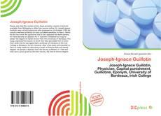 Buchcover von Joseph-Ignace Guillotin