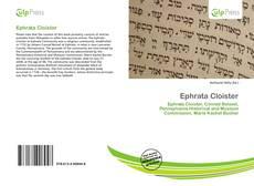 Обложка Ephrata Cloister