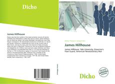 Bookcover of James Hillhouse