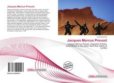 Bookcover of Jacques Marcus Prevost