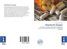 Bookcover of Charles D. Cooper