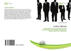 Bookcover of Luther Martin