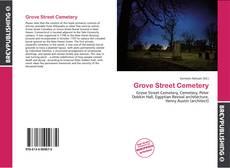 Обложка Grove Street Cemetery