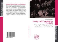 Обложка Bobby Taylor (American Football)