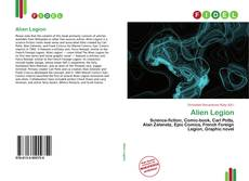 Bookcover of Alien Legion