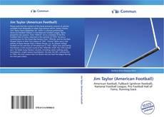 Buchcover von Jim Taylor (American Football)
