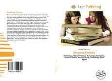 Bookcover of Amazing Fantasy
