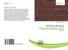Bookcover of Bradbury Building