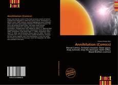 Обложка Annihilation (Comics)
