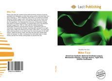 Capa do livro de Mike Tice