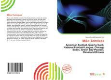 Mike Tomczak kitap kapağı