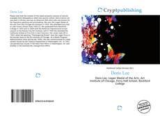 Bookcover of Doris Lee