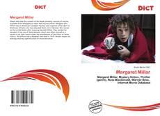 Bookcover of Margaret Millar