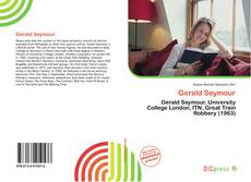 Bookcover of Gerald Seymour