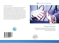 Bookcover of Donald Thompson