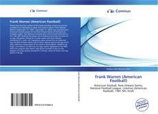 Buchcover von Frank Warren (American Football)